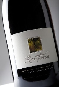 2006 Renteria Pinot Noir Knittel Vineyard Magnum Labeled